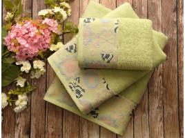 MABELLA Yesil (салатовый) полотенце банное