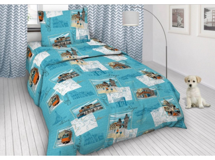 КПБ детский 1,5 спальный ДБ-82