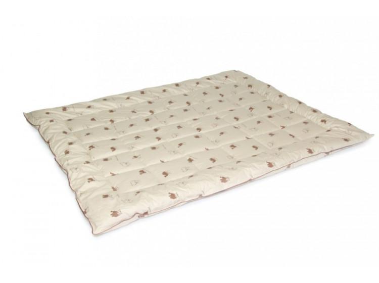 Одеяло детское верблюжья шерсть ЛЮКС