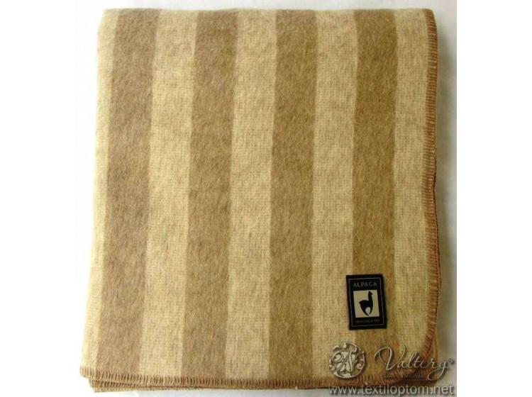Одеяло INCALPACA (55% шерсть альпака, 45% шерсть мериноса) OA-1